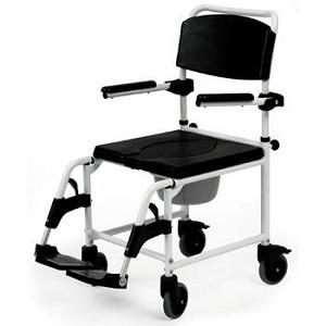 alquiler de sillas de ruedas ducha