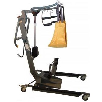 Mobility Equipment Hire Direct - Electric Standing Hoist Hire