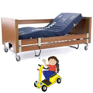 Mobility Equipment Hire Direct - xxxHospital Bed Hire