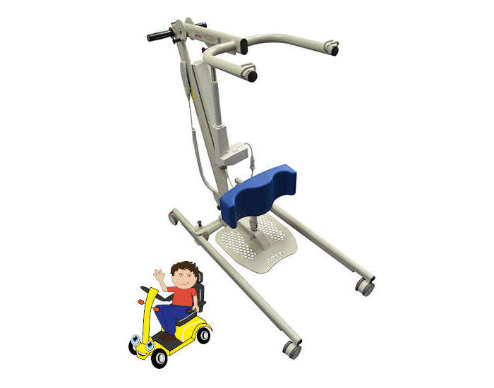 Mobility Equipment Hire Direct - xxxLondon Standing Hoist Hire