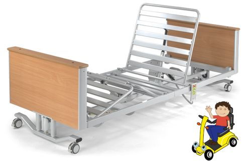 Mobility Equipment Hire Direct - xxxElectric Profiling Bed Hire