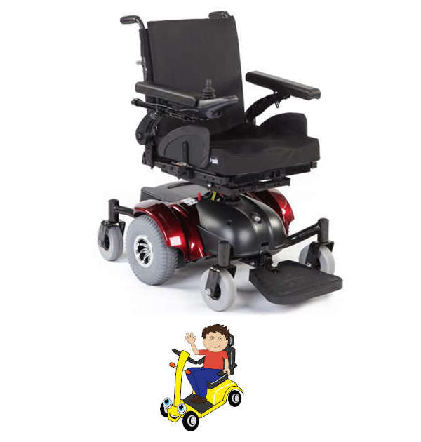 Mobility Equipment Hire Direct - xxxPower Wheelchair Hire