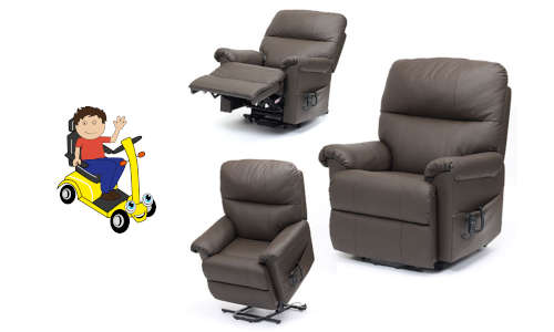 Riser Recliner Chair Hire in London