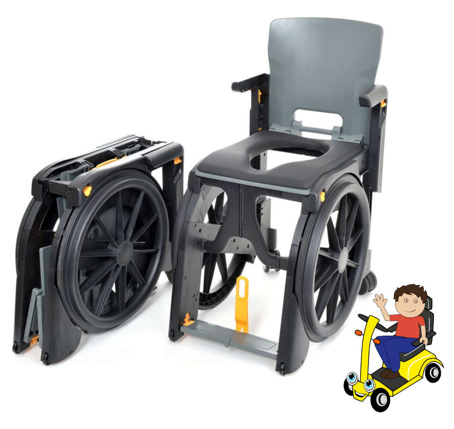 Mobility Equipment Hire Direct - xxxShower Commode Chair Hire