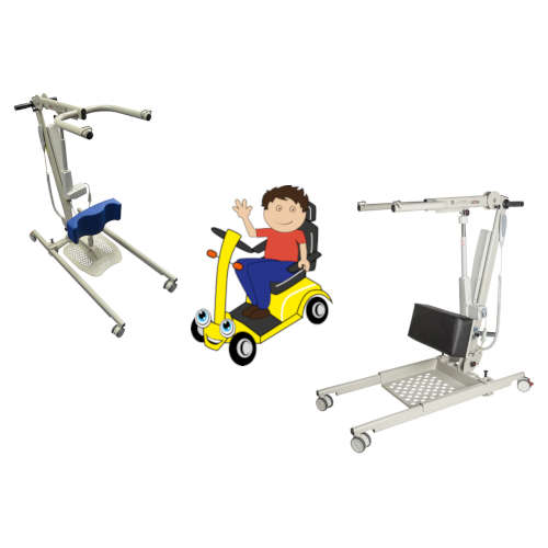 Mobility Equipment Hire Direct - xxxStanding Hoist Hire