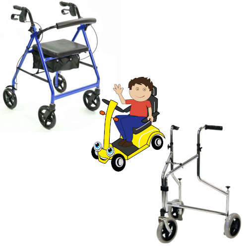 Mobility Equipment Hire Direct - xxxWalker Hire and Rental