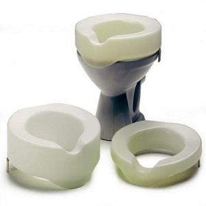 Mobility Equipment Hire Direct - Raised Toilet Seat Hire