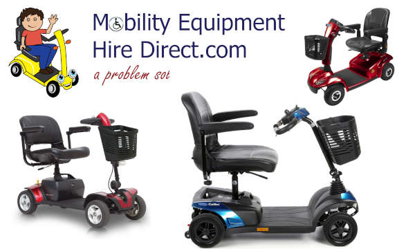 Mobility Equipment Hire Direct - xxxMobility Scooters to Rent in London