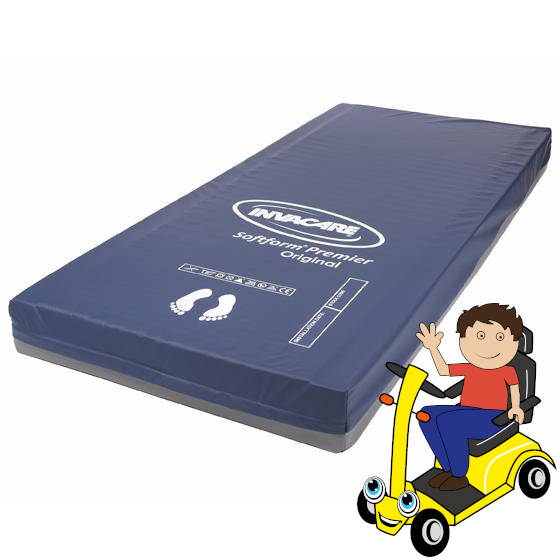 Mobility Equipment Hire Direct - xxxPressure Relief Mattress Hire and Rental