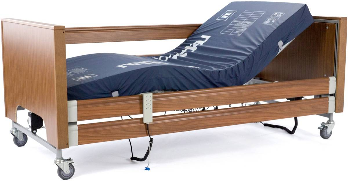Electric Profile Bed Hire In Athens, Greece