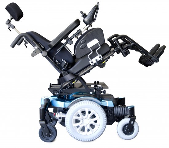 Electric Wheelchair Hire In Miami, Florida - Recline