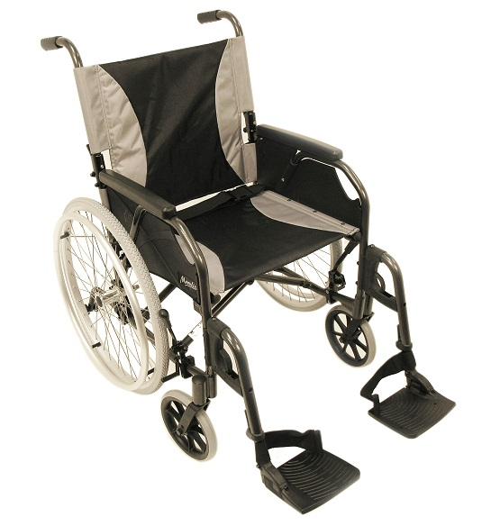 Manual Wheelchair Hire in Brussels, Belgium - Self Propelled