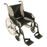 A Manual Wheelchair Hire in London - Lightweight, Foldable