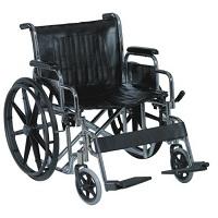Manual Wheelchair Hire in London - Heavy Duty