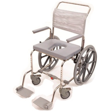 Shower Commode Chair Hire In London Self Propelled