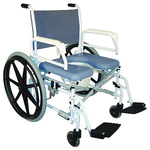 Shower Commode Chair Hire In Langdon Self Propelled